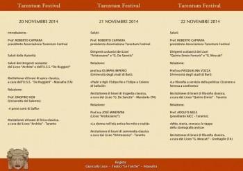 tarentum festival
