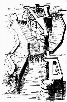 difese castello aragonese