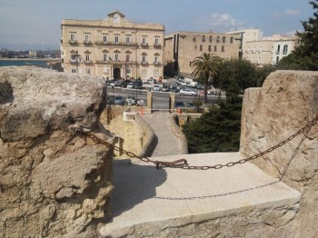 vista dalla Torre dell'Annunziata
