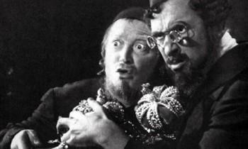 "Fotogramma di ""Süss l'ebreo"", film di propaganda nazista."
