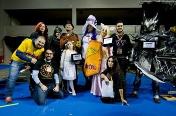 La gara cosplay del Taranto Comix 2015: organizzatori, vincitori e giuria