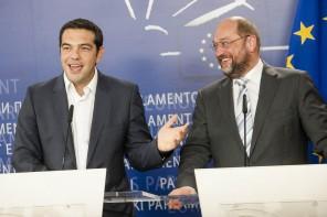 Tsipras-Schulz