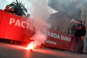 Manifestazione Ilva